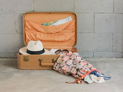 DIY Travel Laundry Bag