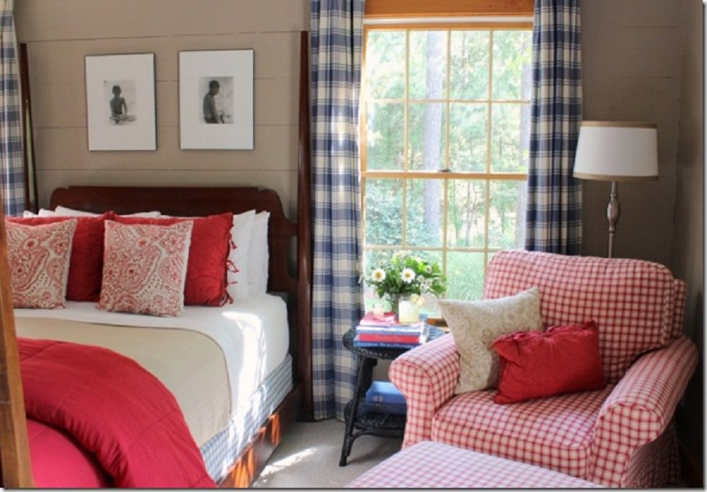 Photos and Tips for Decorating a Country Style Bedroom on punk bedroom decorating, contemporary bedroom decorating, alternative bedroom decorating, country bedroom decorating, urban bedroom decorating, vintage bedroom decorating, western bedroom decorating, traditional bedroom decorating, art bedroom decorating, nautical bedroom decorating,