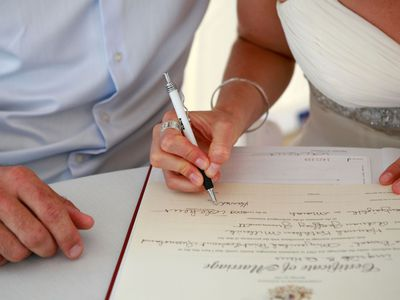 Make Sure You Have Everything Ll Need For Your Wedding Ceremony