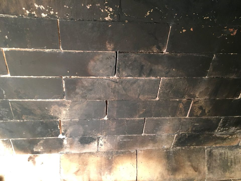 Gaps In Fire Bricks