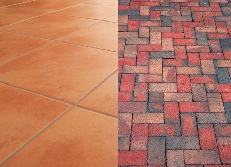 Brick Versus Ceramic Tile Flooring