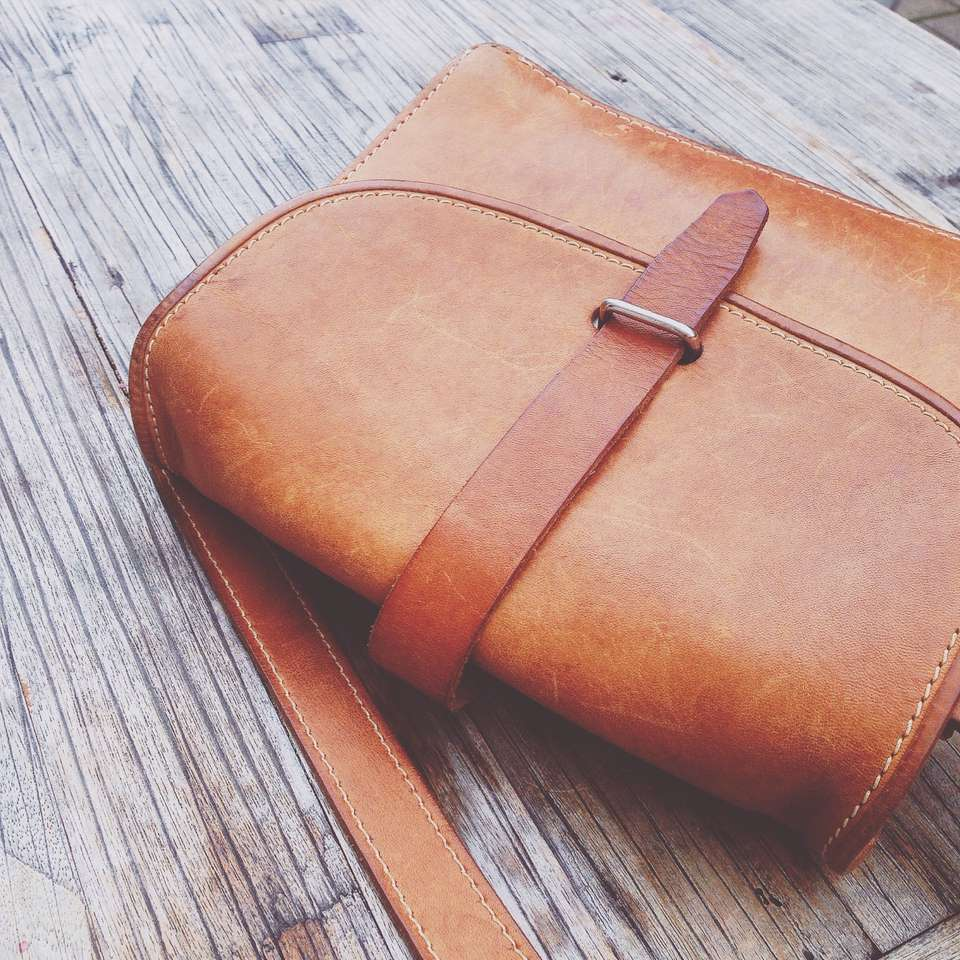 Leather gift ideas for the 3rd anniversary