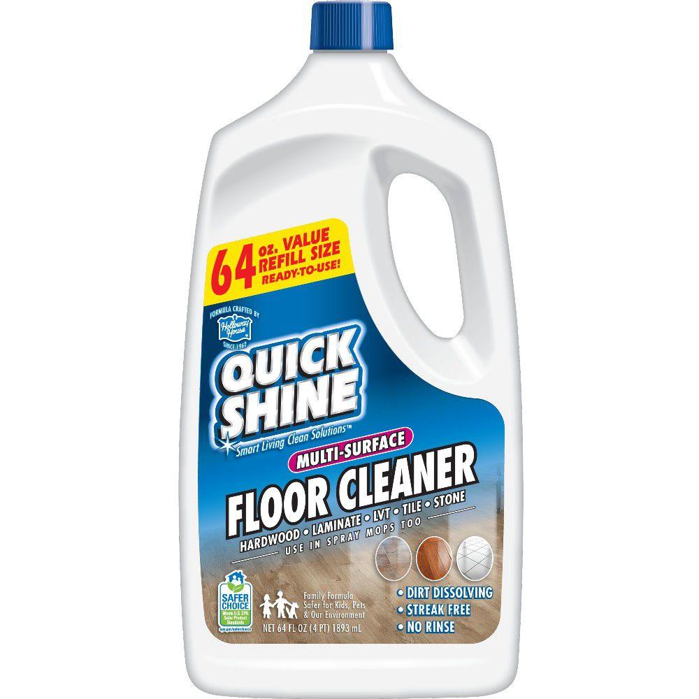 Quick Shine Multi-Surface Floor Cleaner