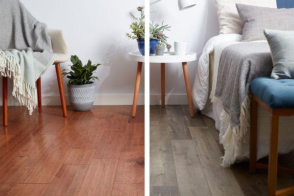 Laminate Flooring vs. Engineered Wood