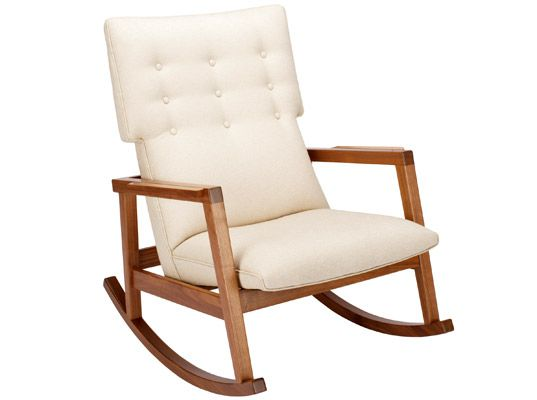 Risom Rocking Chair