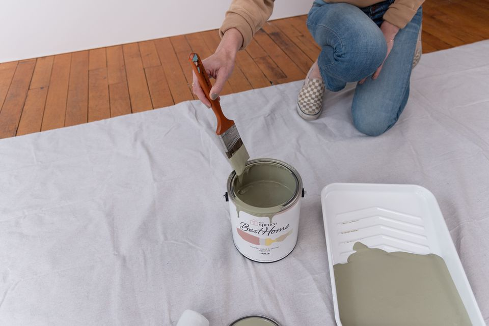Painting with The Spruce Best Home Interior Paint