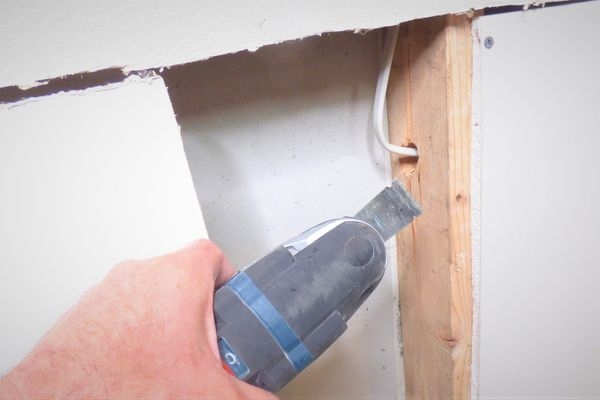 Running Wires in Walls
