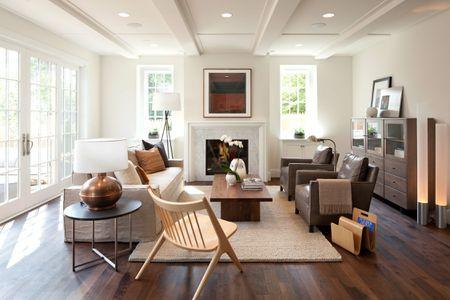 Contemporary Trendy Bedroom Decor 1
