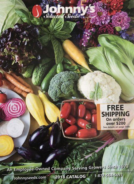 get a free johnny s seeds catalog