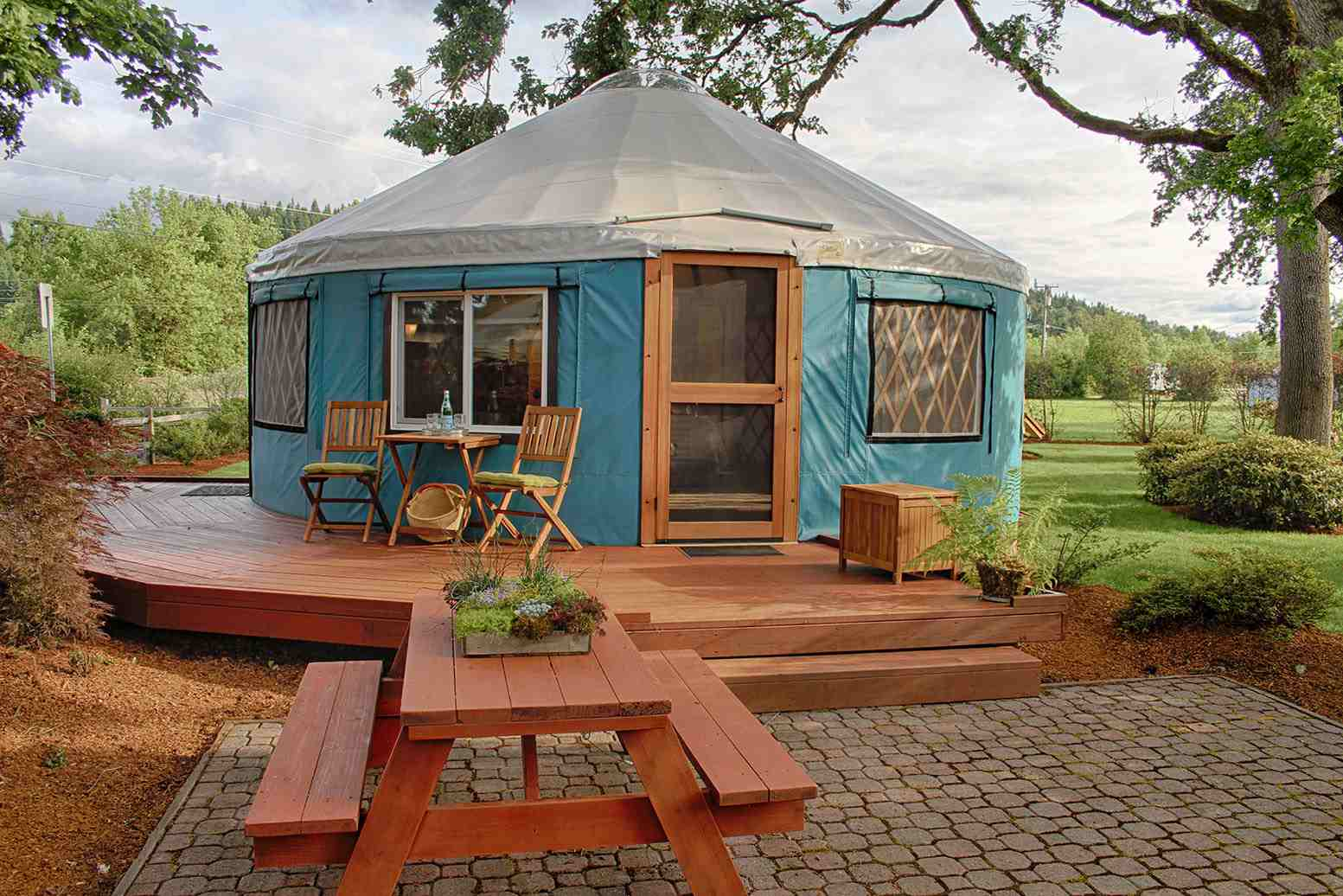 5 Yurt Kits For Modern Nomads Try the raven yurt configurator now and see how easy it is to build your very own. 5 yurt kits for modern nomads