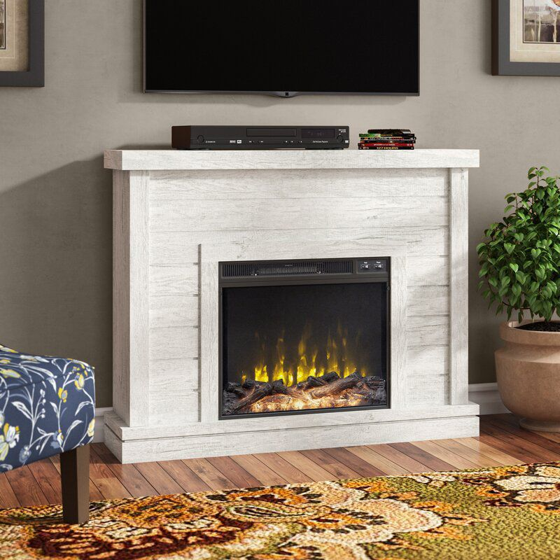 Terrence Electric Fireplace