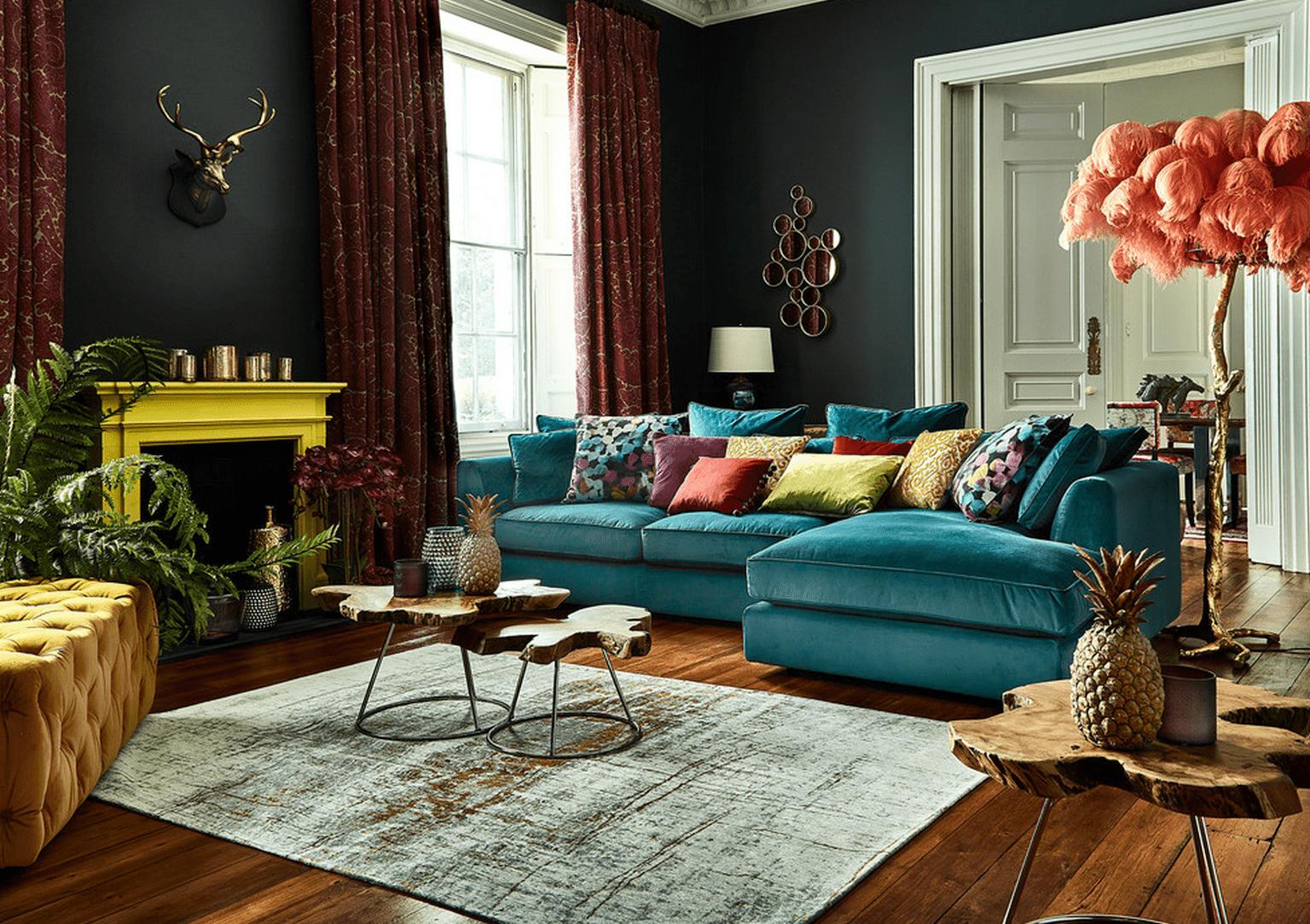 Comfy Living Rooms