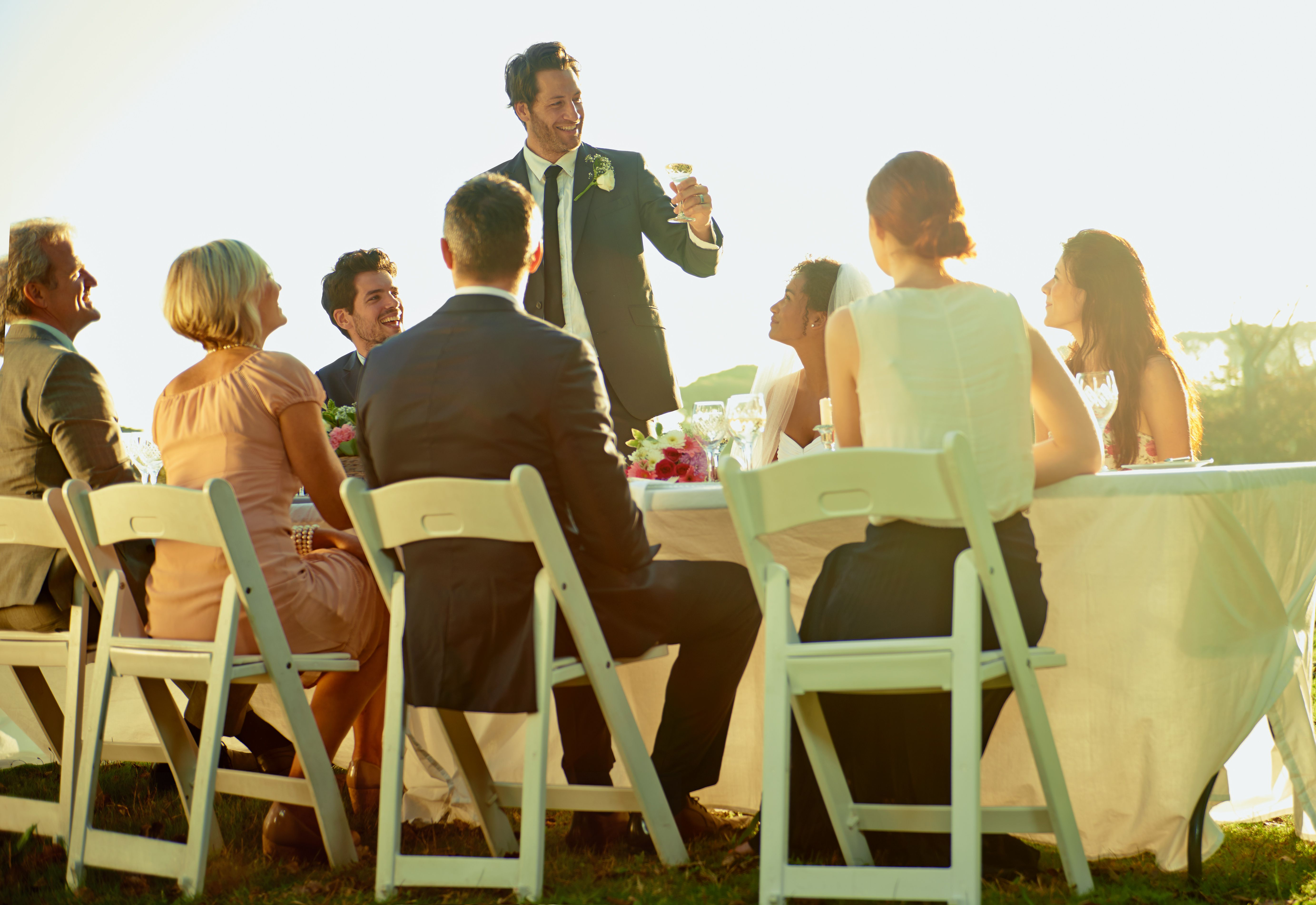 Timeless Wedding Toast Speeches