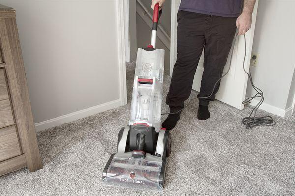 Hoover SmartWash Advanced Pet Upright Carpet Cleaner