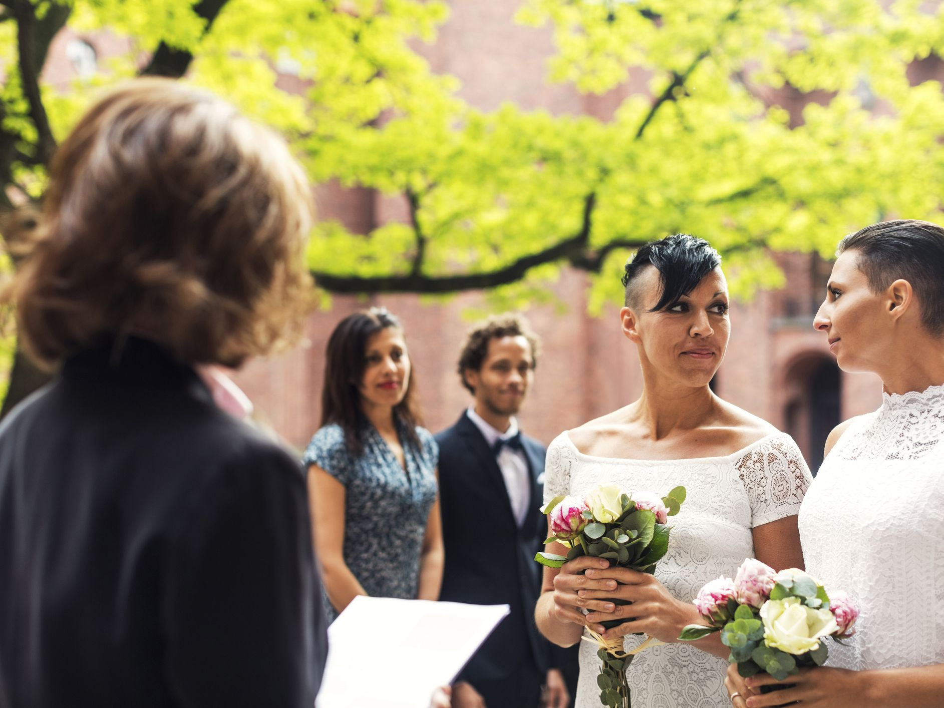 Recognized Marriage Officiants by State