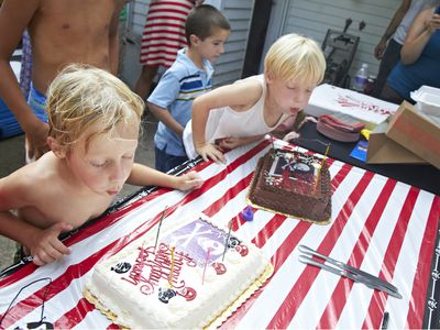 Fun Ideas For Twins Party Themes Birthdays