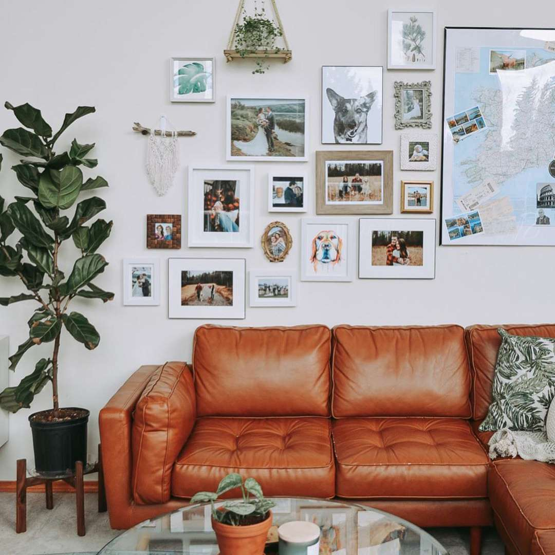 12 Great Design Ideas For Gallery Walls