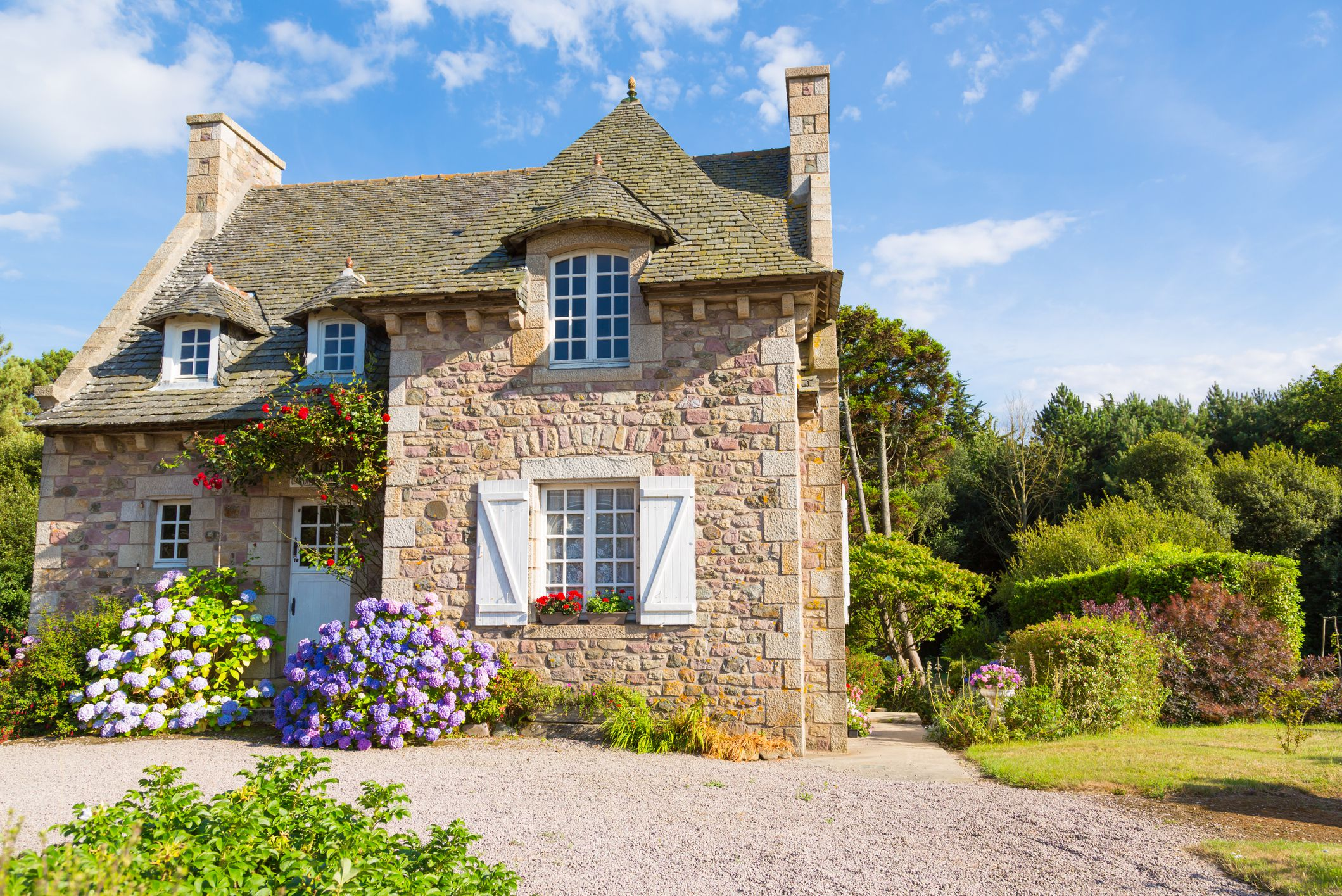 What Is French Provincial Architecture