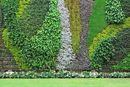 Vertical Garden Design Gorgeous Living Wall Ideas