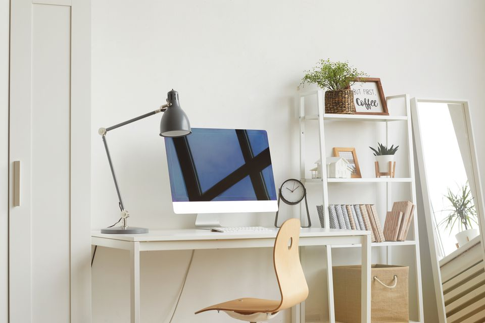 Minimal Design Ideas for Home Office
