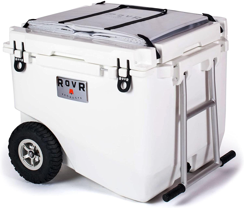 ROVR PRODUCTS EST. 2016 Steel-Belted 54-Quart Cooler