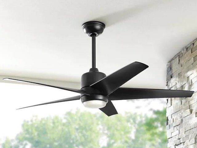 Ceiling Fans With Temperature Controls 2021