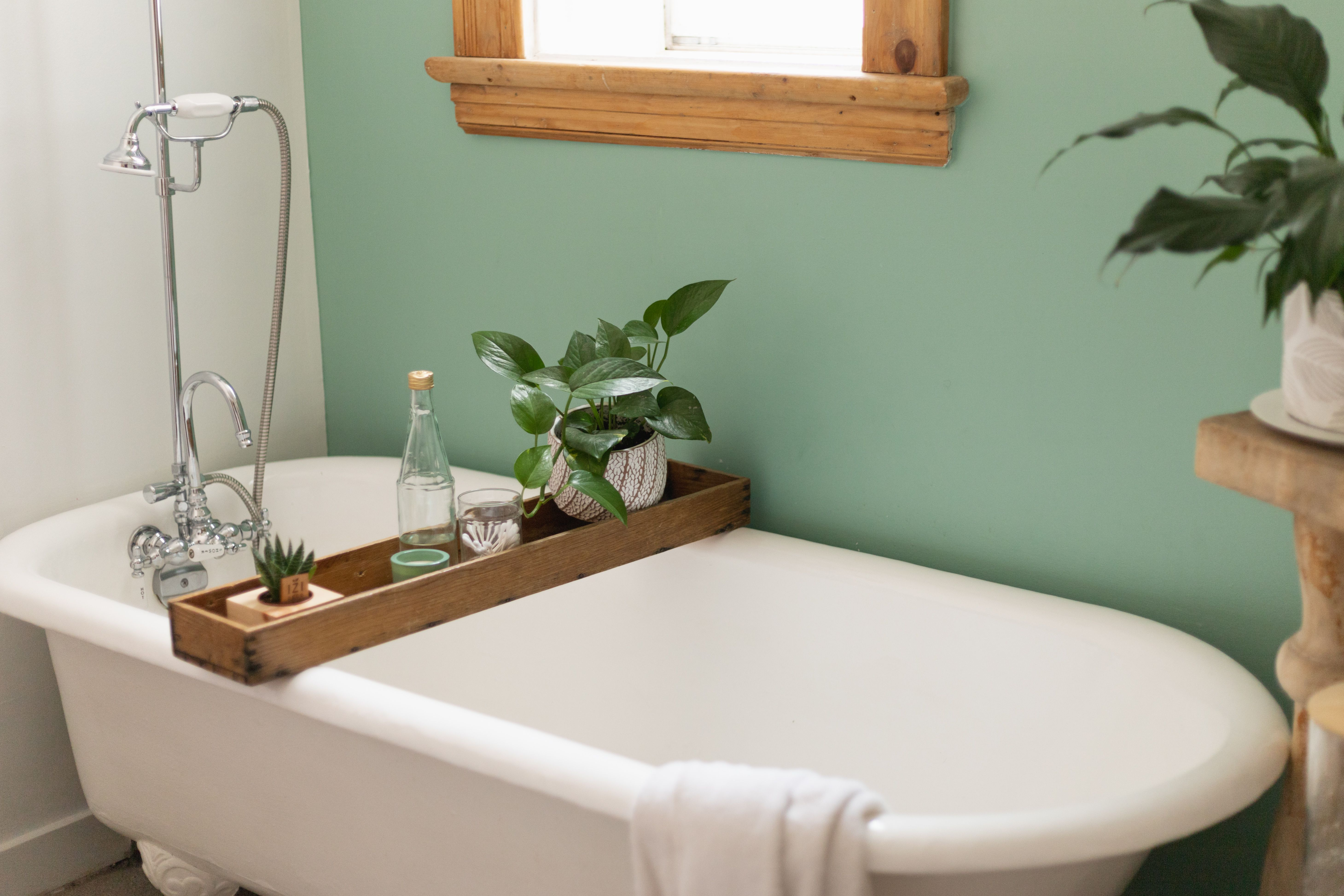 How To Clean A Reglazed Or Refinished Bathtub