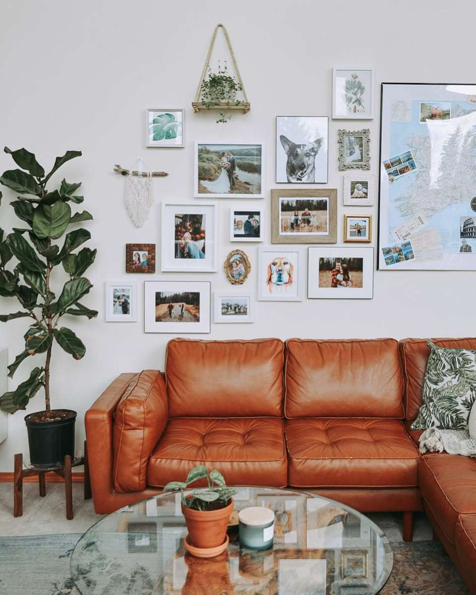13 Great Design Ideas For Gallery Walls
