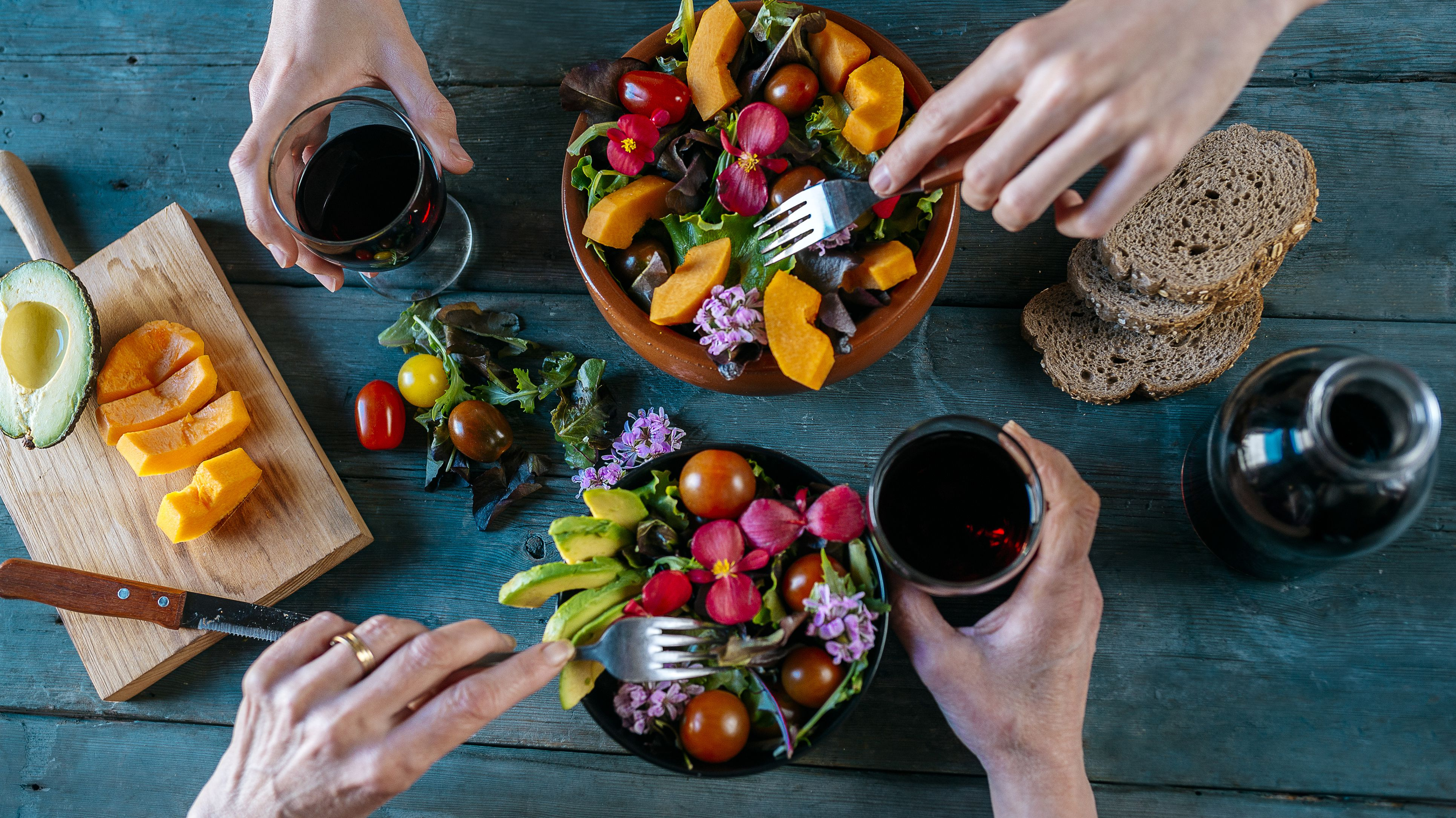 How to Pair Wine With Vegetable Dishes
