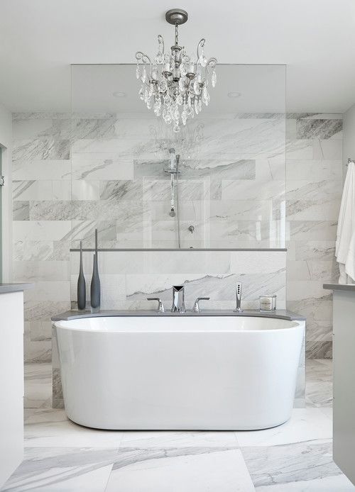 Marble Tile Bathroom Ideas.17 Gorgeous Bathrooms With Marble Tile