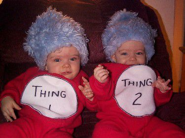 Twins Can Match On Halloween With These Costume Ideas