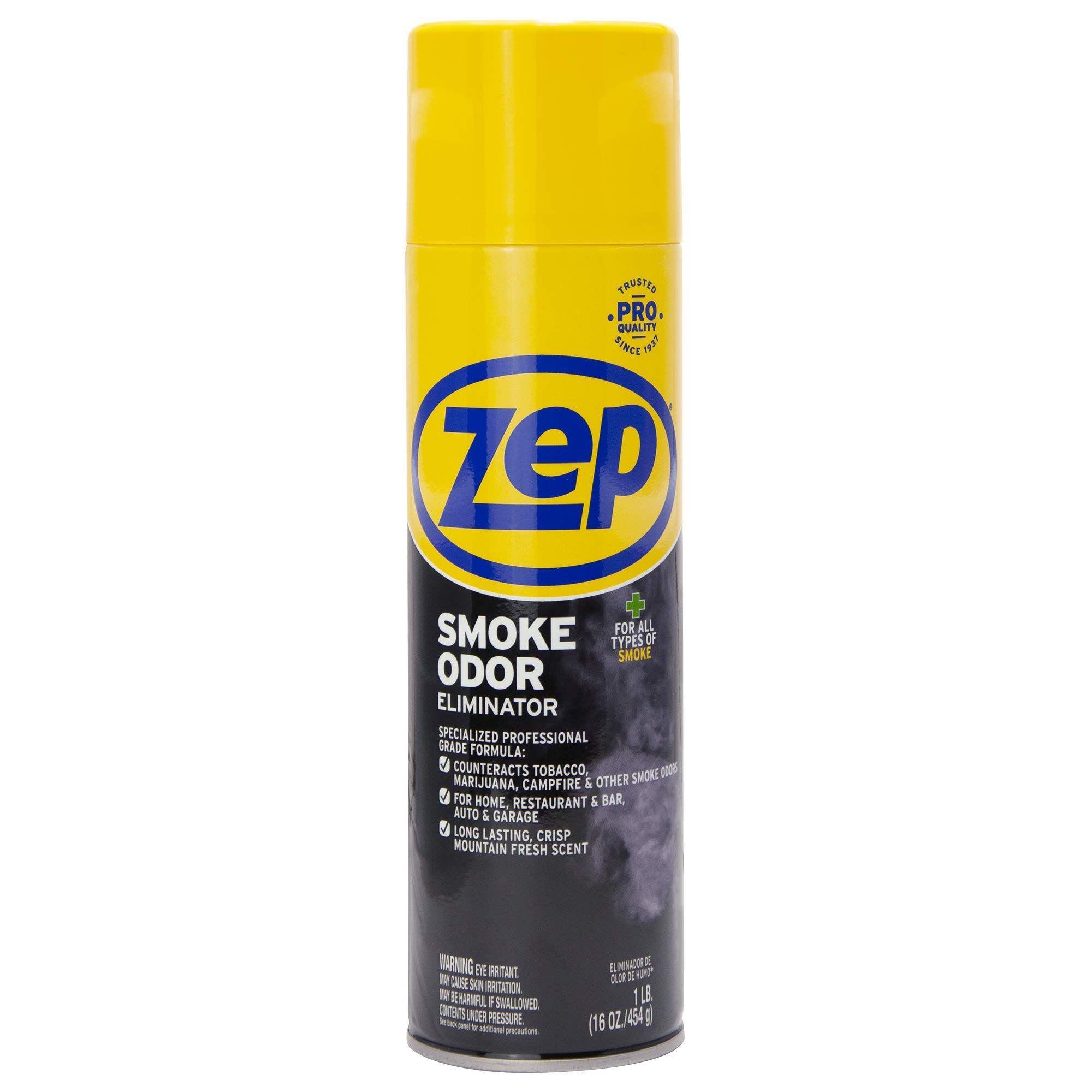 Zep Smoke Odor Eliminator