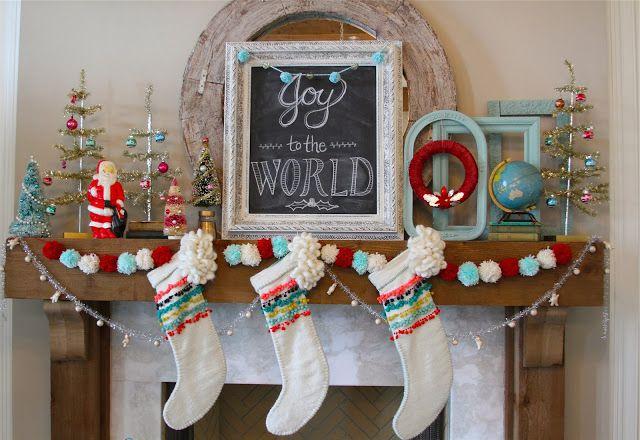 decoración de globo de Navidad