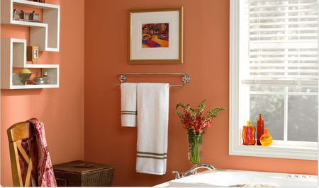 Terrific Bathroom Paint Colors To Inspire Your Redesign Beutiful Home Inspiration Cosmmahrainfo
