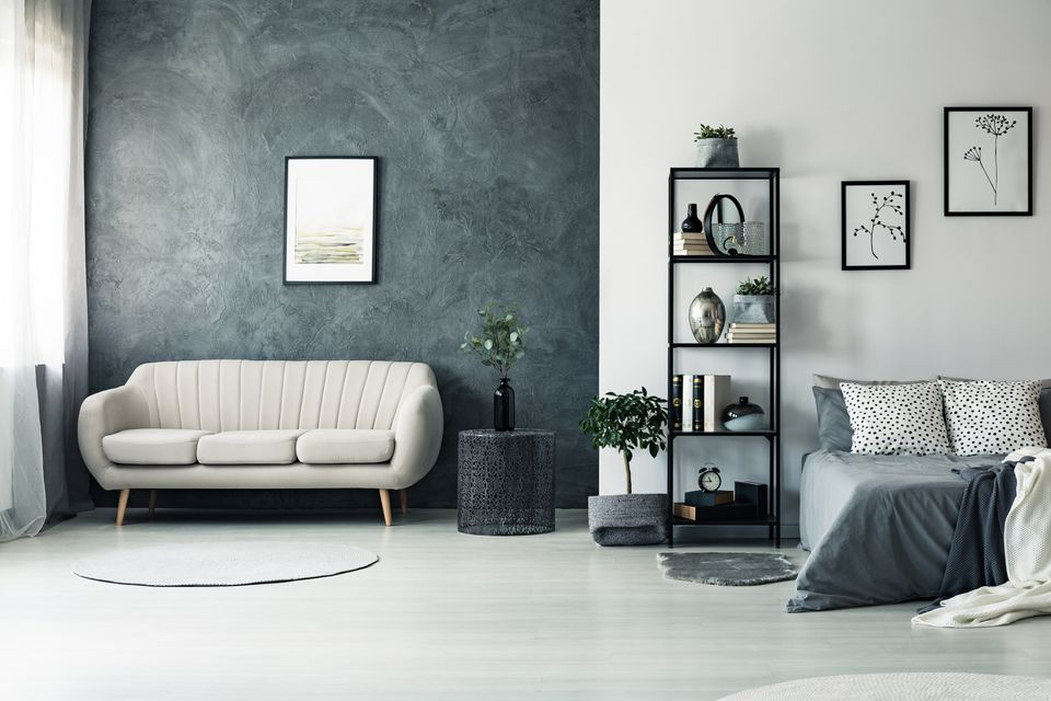 5 Ways To Decorate With Charcoal Gray