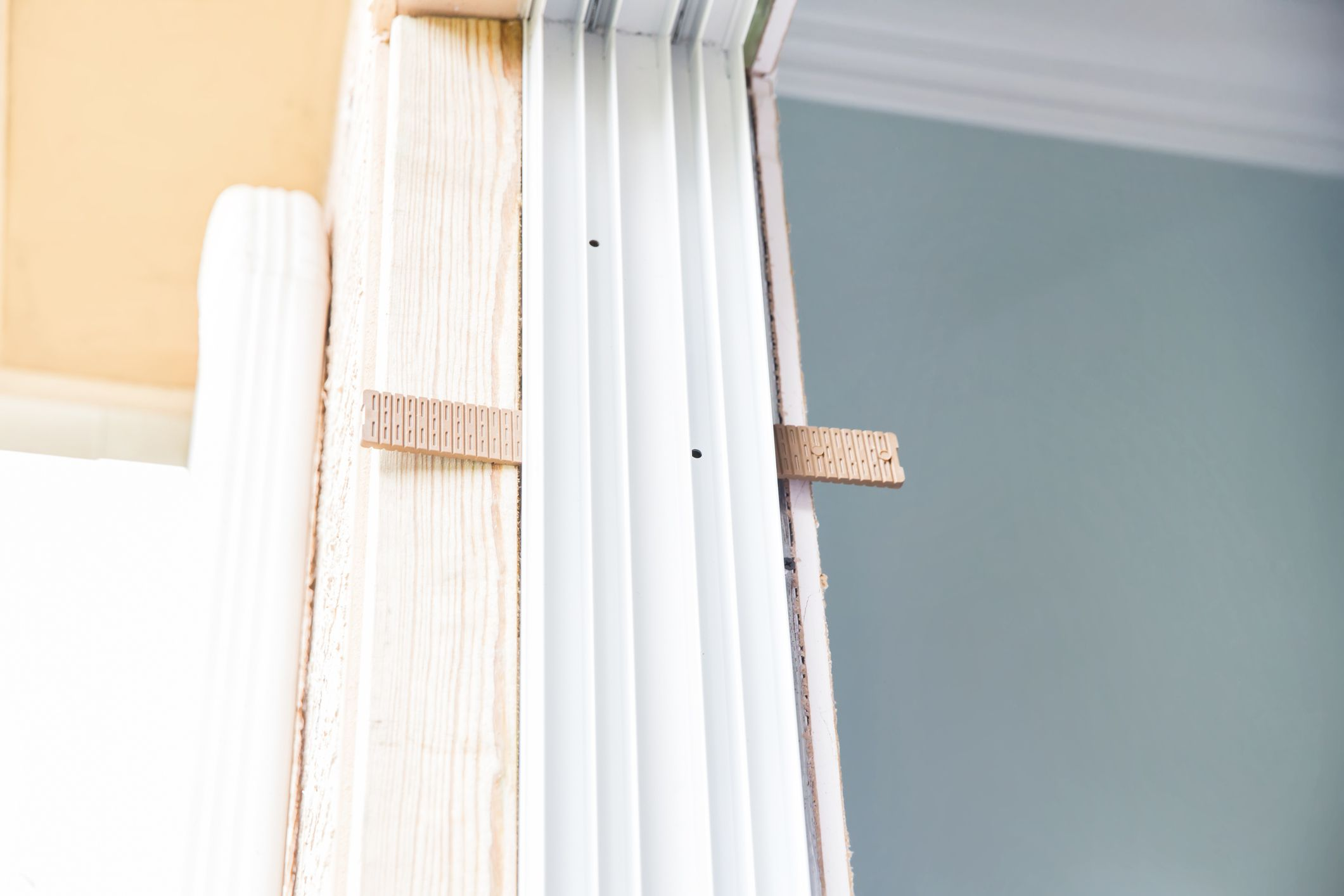 How to Use Wood or Plastic Shims