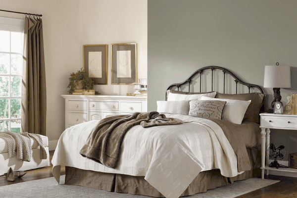 10 Soothing Bedroom Paint Colors by Sherwin-Williams