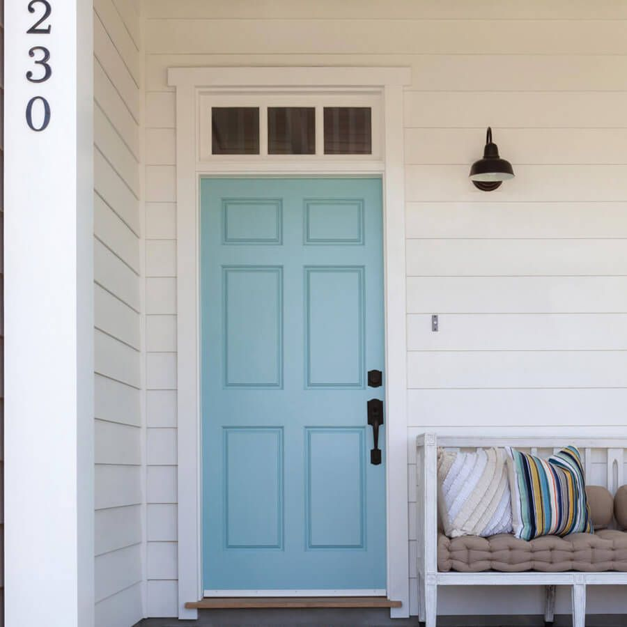 Image result for door blue