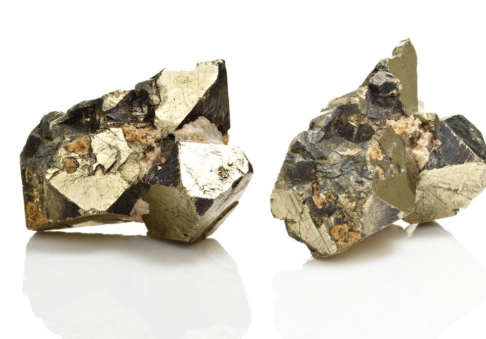 Pyrite and feng shui use