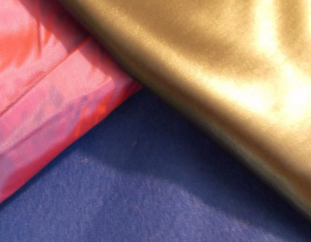 Polyester, Fleece and Vinyl Coated Fabric