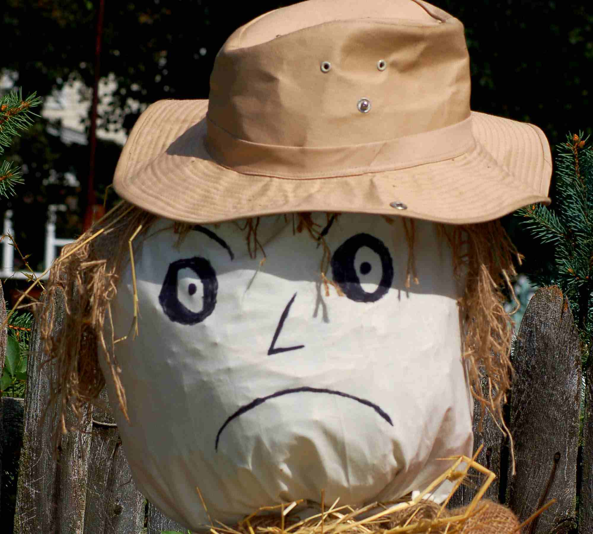 6c7124593fd Ideas for Making Scarecrows