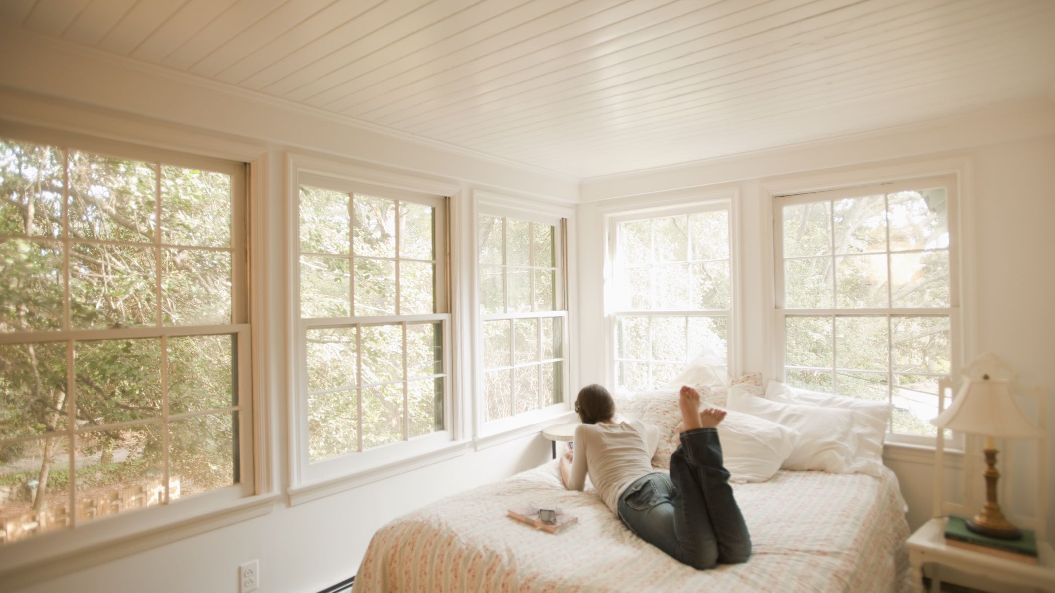 Place A Bed Under Window