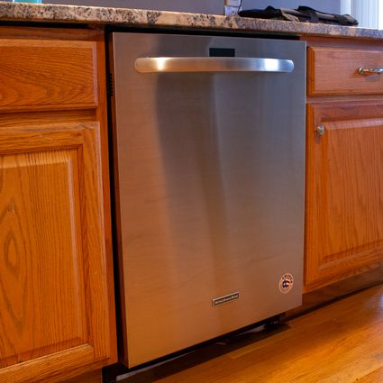 KitchenAid 43 dBA Dishwasher with Clean Water Wash System Review