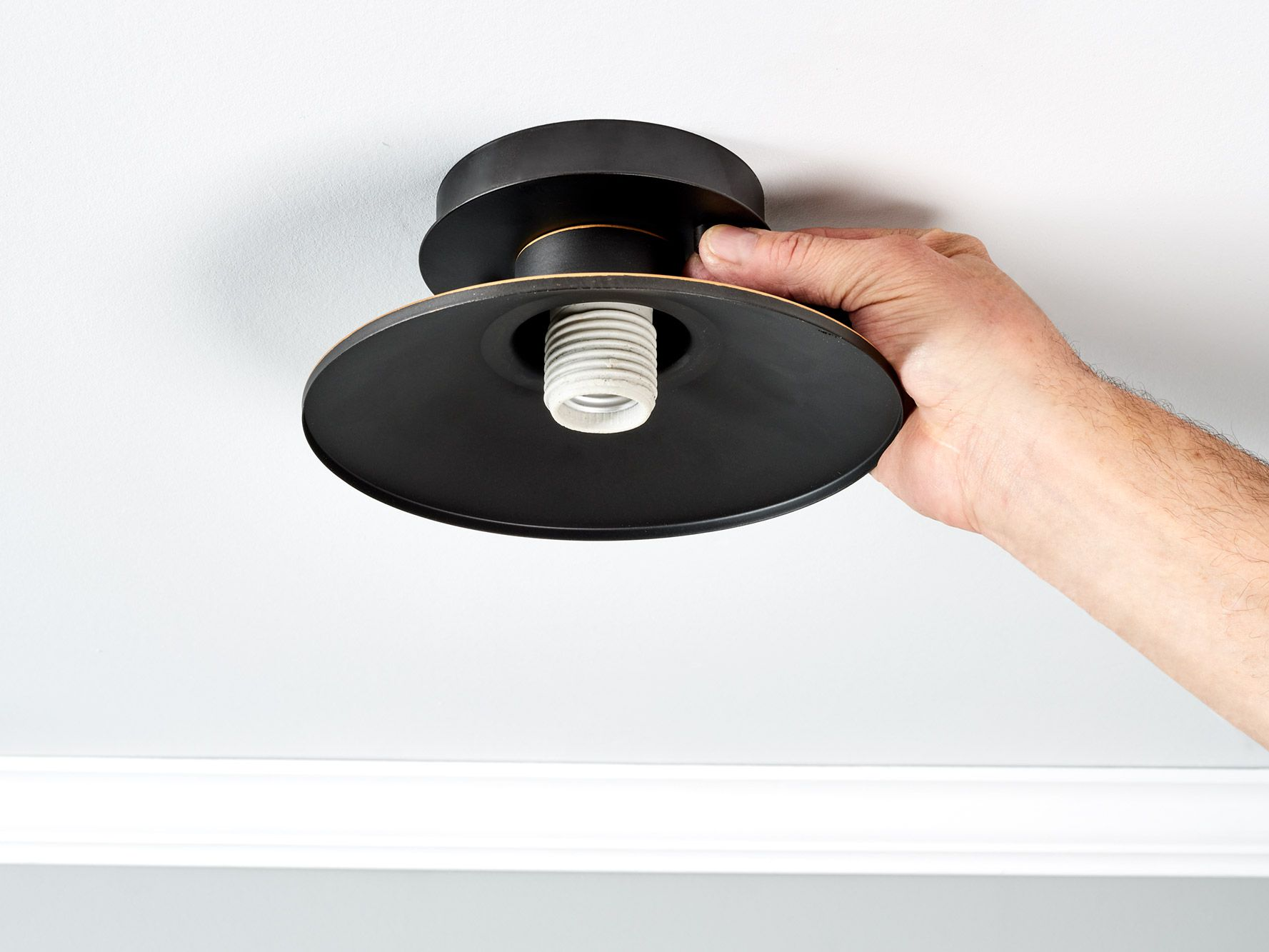 To Replace A Bulb Socket In Light Fixture, How To Change A Chandelier Light Socket