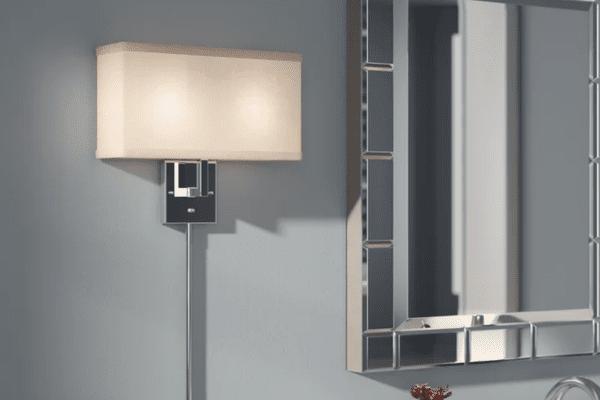 Puccio 2-Light Wall Sconce