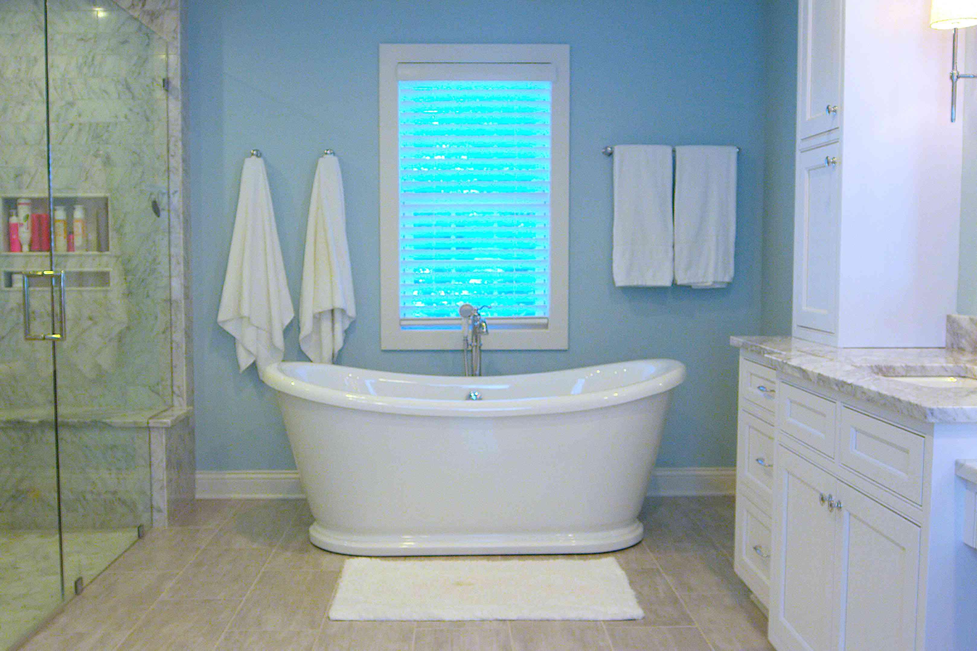 Bathroom new addition