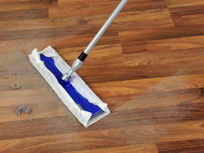 Can I Steam Clean My Hardwood Flooring