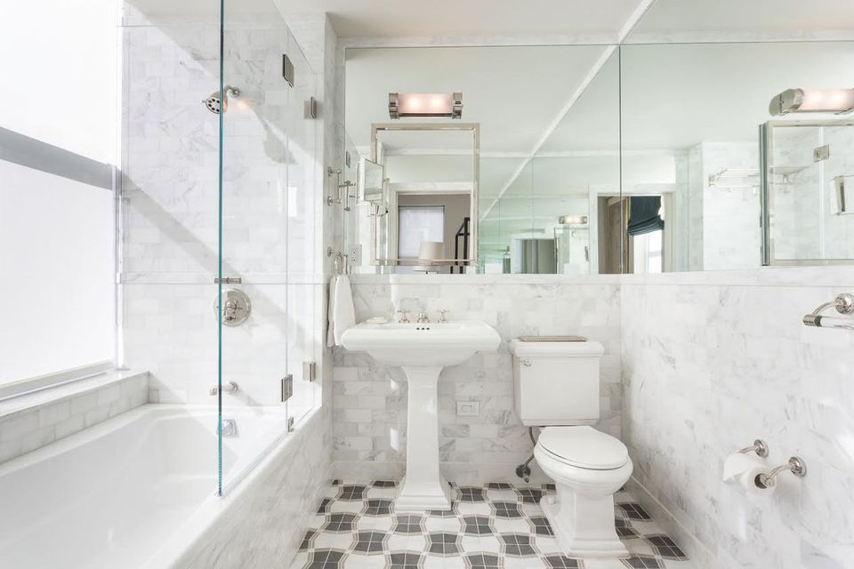 Beautiful Traditional Renovated Bathroom