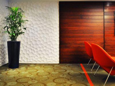 trendy interior room