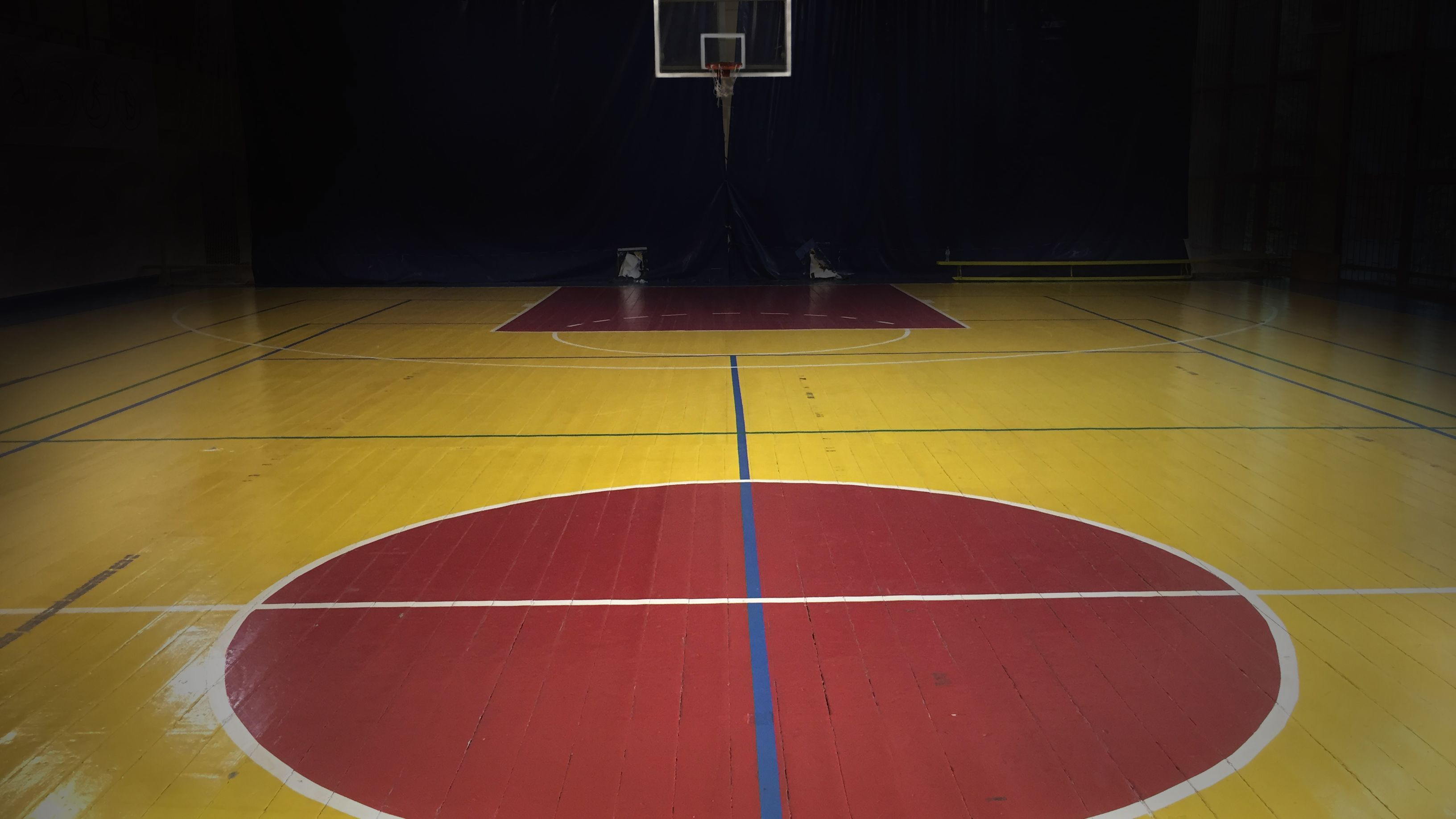 Basketball Court Flooring Options For